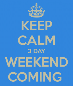 keep-calm-3-day-weekend-coming