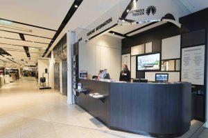 Paris Tourism Information Point - Galeries Lafayette