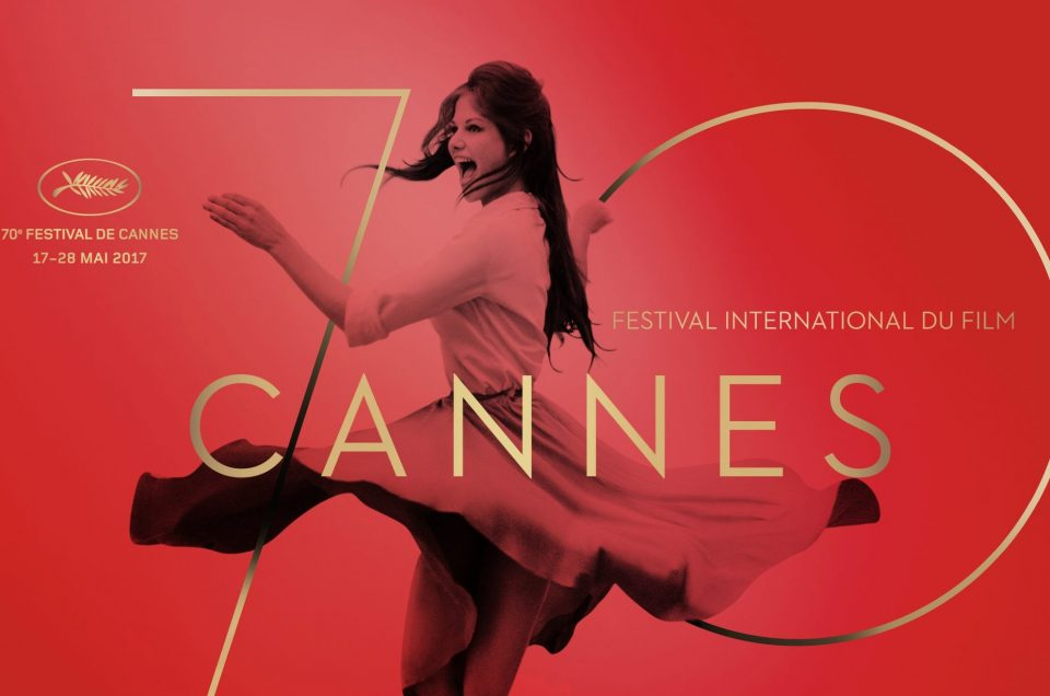Cannes Film Festival - Official Poster