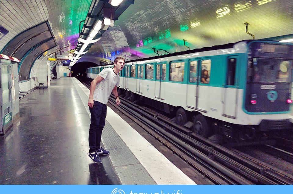 [Travel Wifi] Metro