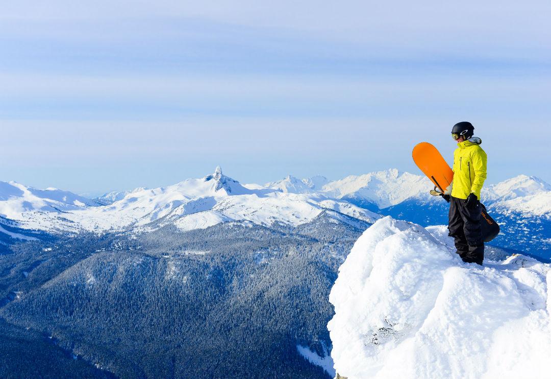 skiing destinations