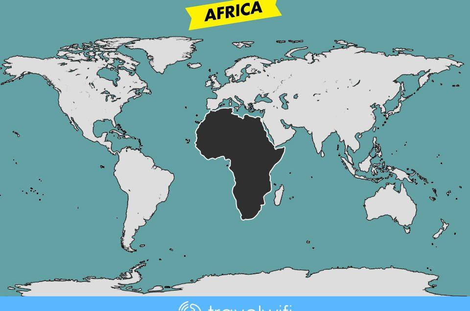 [Travel Wifi] Africa