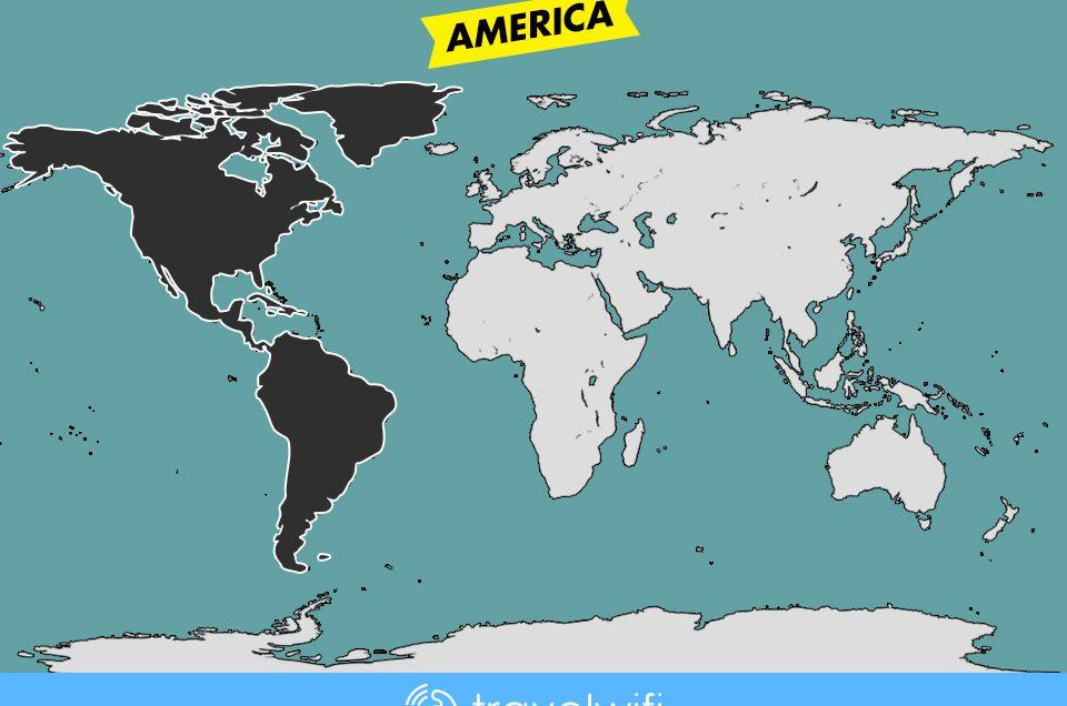 [Travel Wifi] America