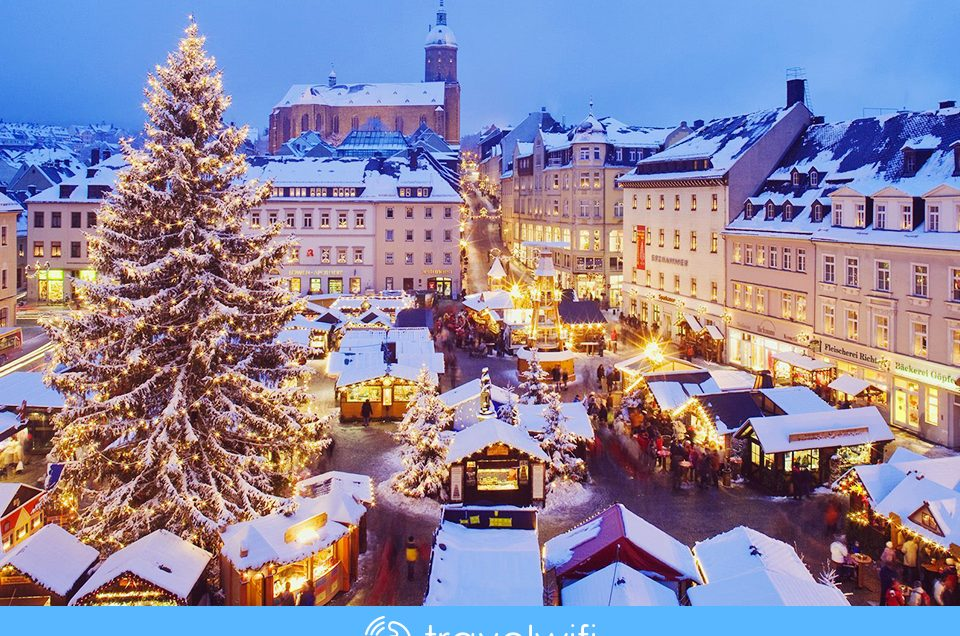 [Travel Wifi] Prague Christmas Market