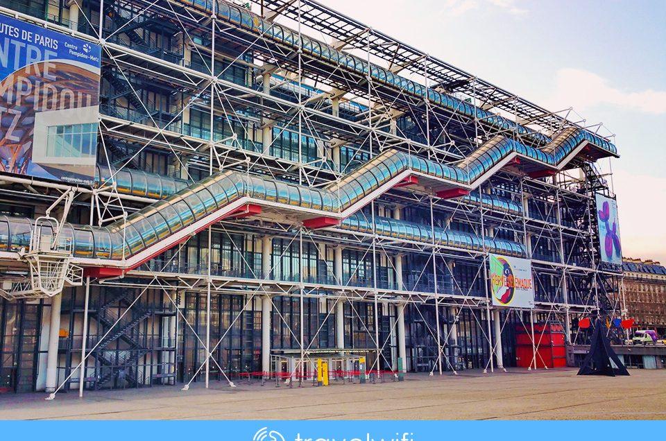 [Travel Wifi] Centre George Pompidou