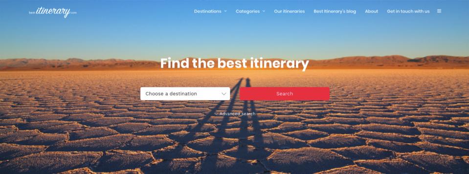 [Travel Wifi] Partner - Best Itinerary