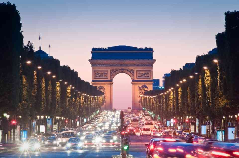 Spending a long weekend in Paris? Here's an itinerary from our local team in France!