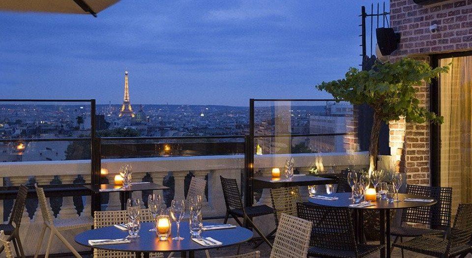 4 Best Rooftop Bars in Paris
