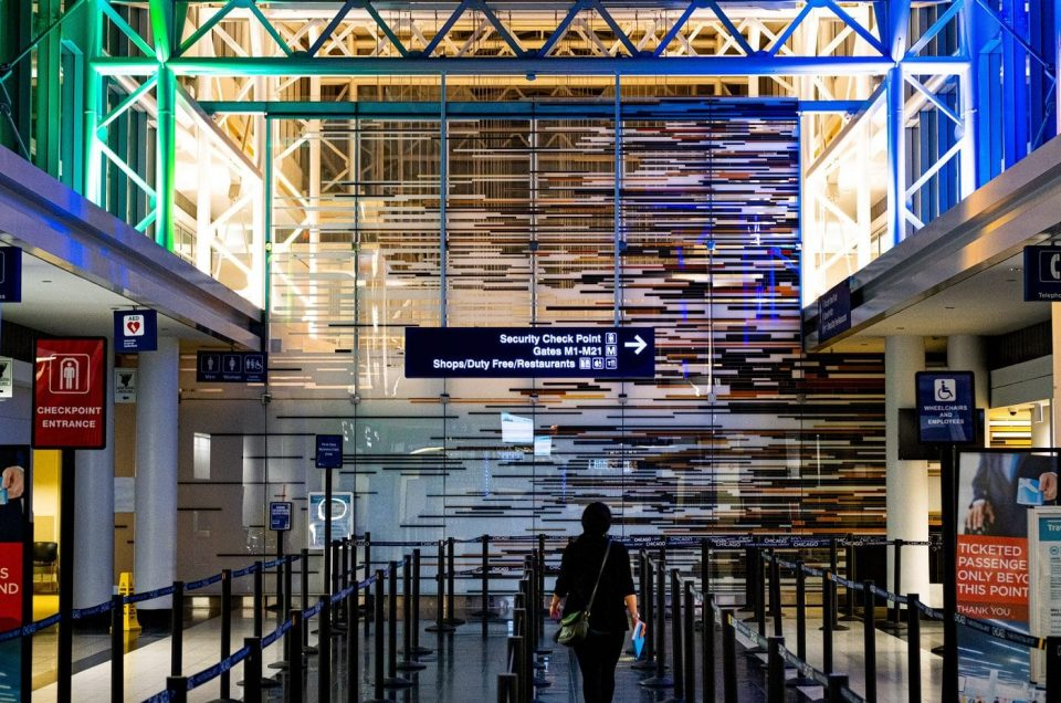 How to Get Through Airport Security Checks Faster