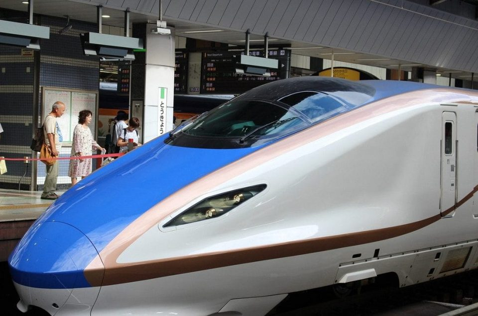 How to Book A Bullet Train in Japan