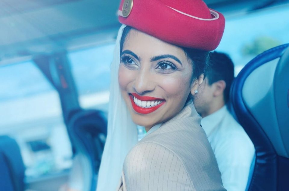 Cabin Crew Series: Get to know Priti Goundar and her life as a flight attendant