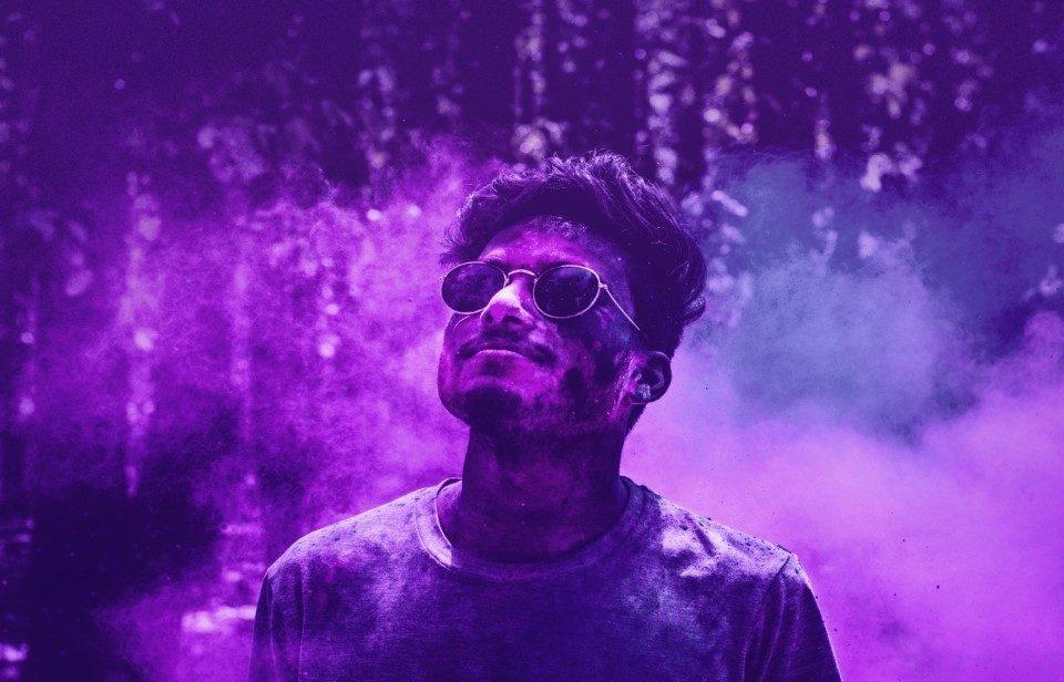 Travelwifi purple