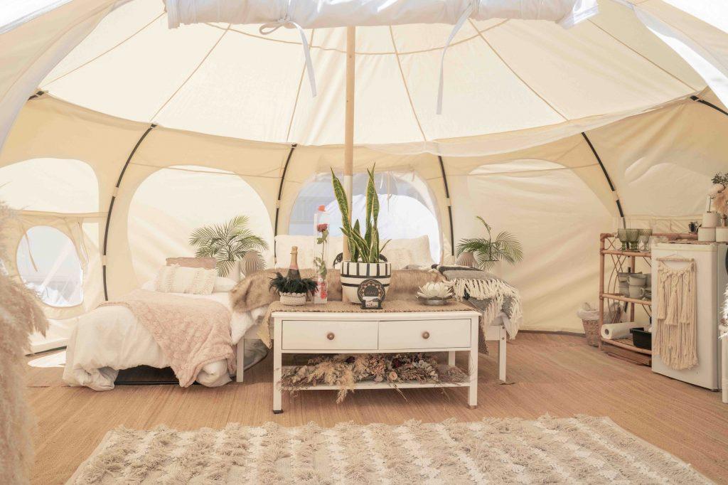 Travelwifi tent