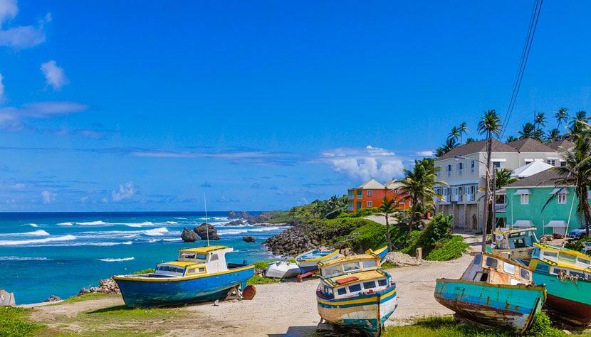 Alquila tu wifi portátil para Barbados