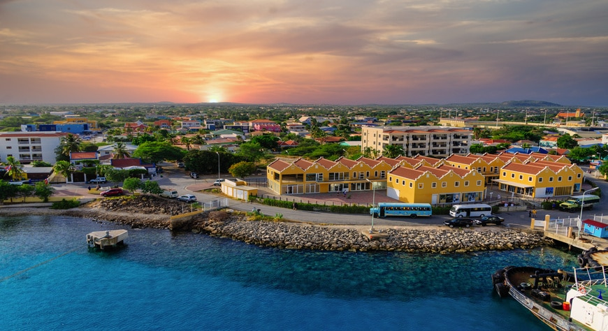 Alquila tu wifi portátil para Bonaire