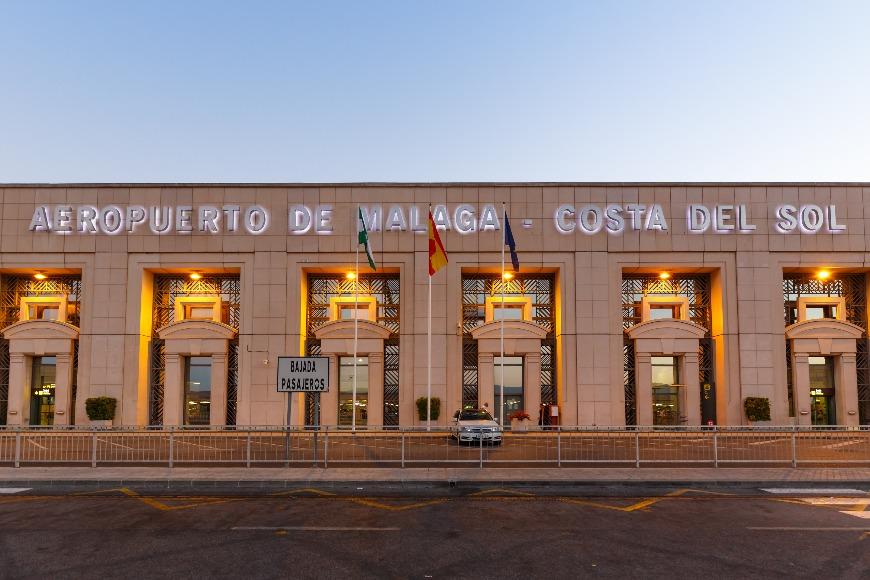 Próxima apertura: Aeropuerto de Málaga – Costa del Sol