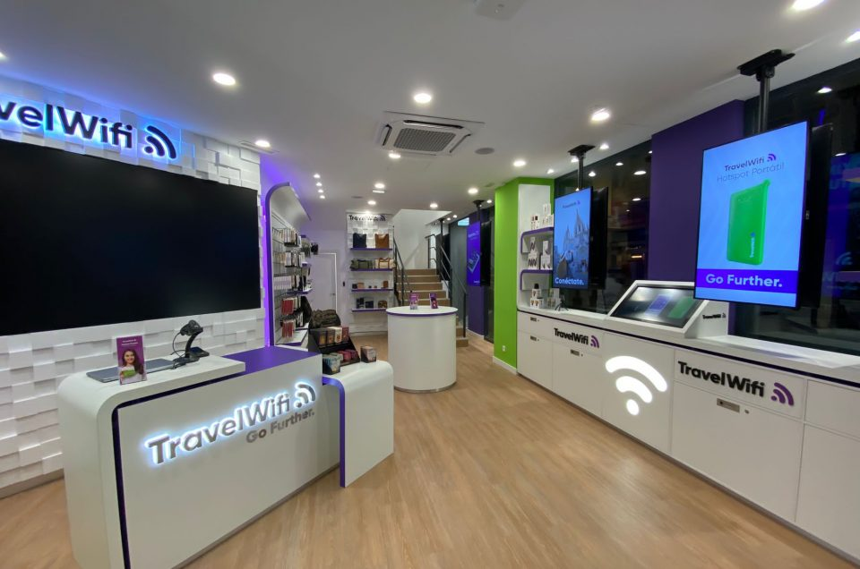 TravelWifi Madrid store, now open!